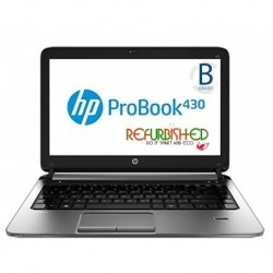 PROBOOK 430 G1 13.3 I3-5010U 4GB 500GB W10(UPG DA W8) HDMI/VGA/WEBCAM KEY@US REFURBISHED GAR@6MESI GRADO B